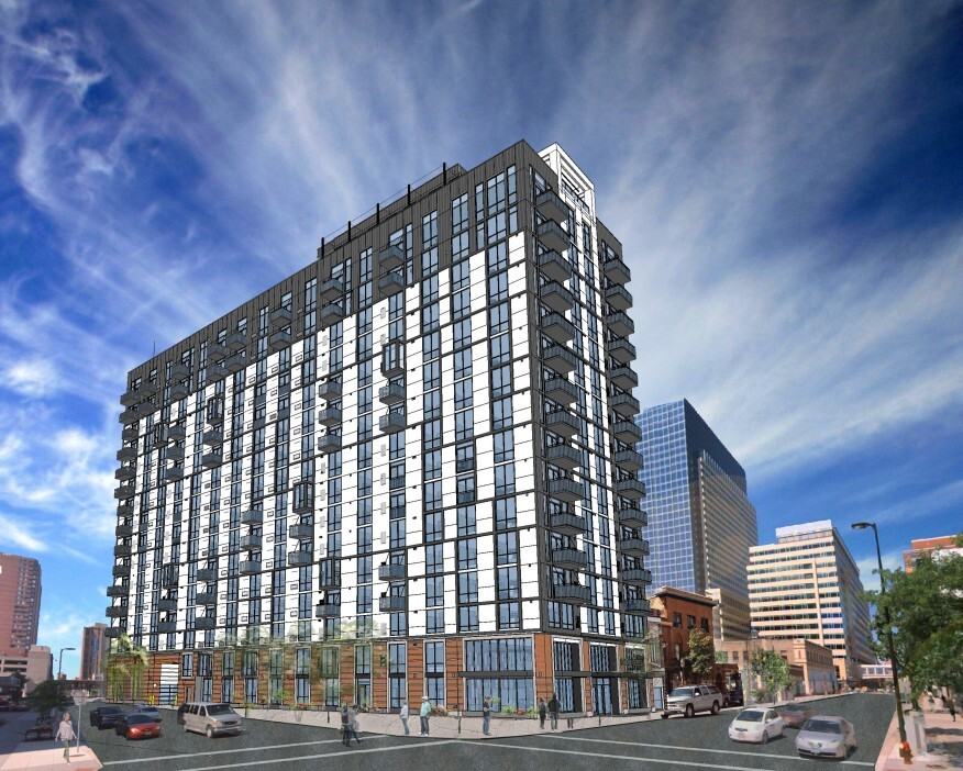 Move ins at City Club Apartments CBD Minneapolis are expected to start in early 2019.