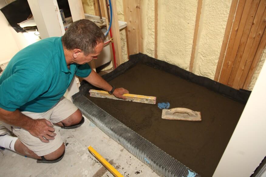 Preventing Leaks in Tiled Showers | JLC Online | Shower, Bath, Tile