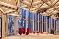 The Canadian National Arts Centre's Hexagonal Ceiling Coffers