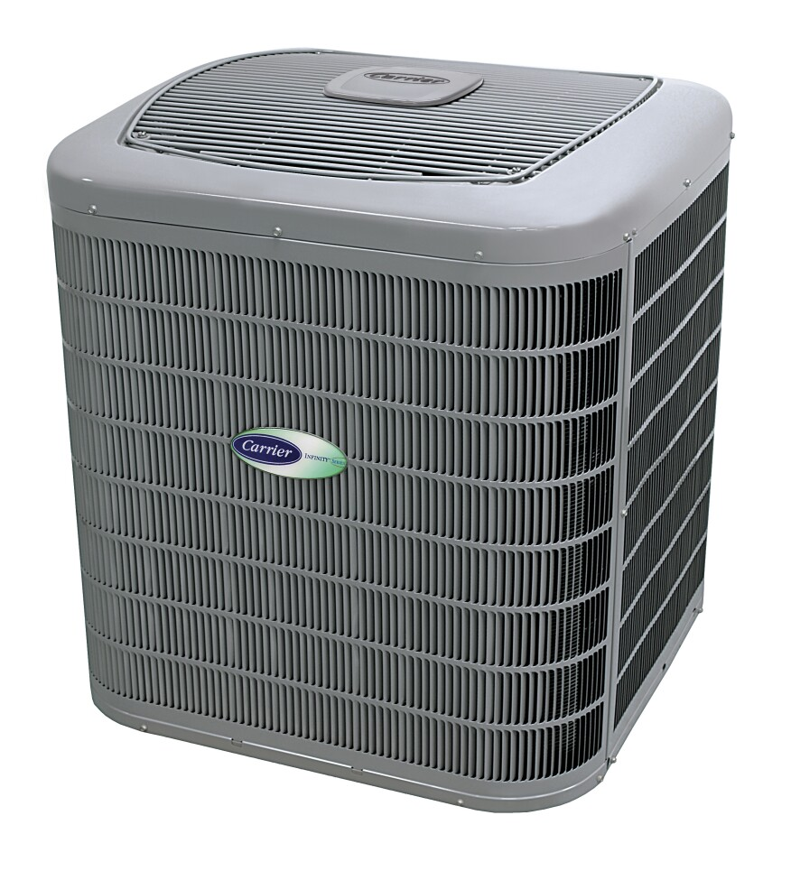 Seven New Ac Units With Variable Speed Compressors Builder Home Condenser Fan Wiring