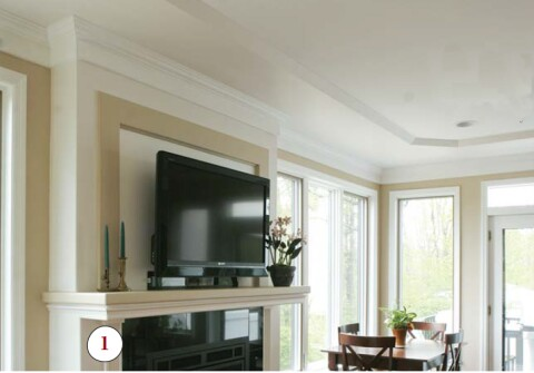 Quick Tray Ceiling Jlc Online