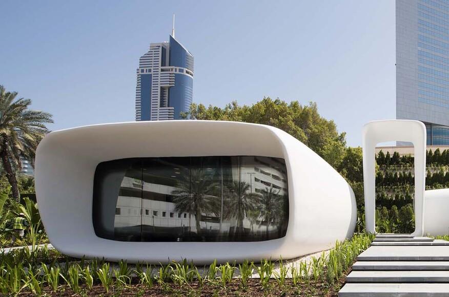 Office of the future architect magazine killa design for Office design of the future