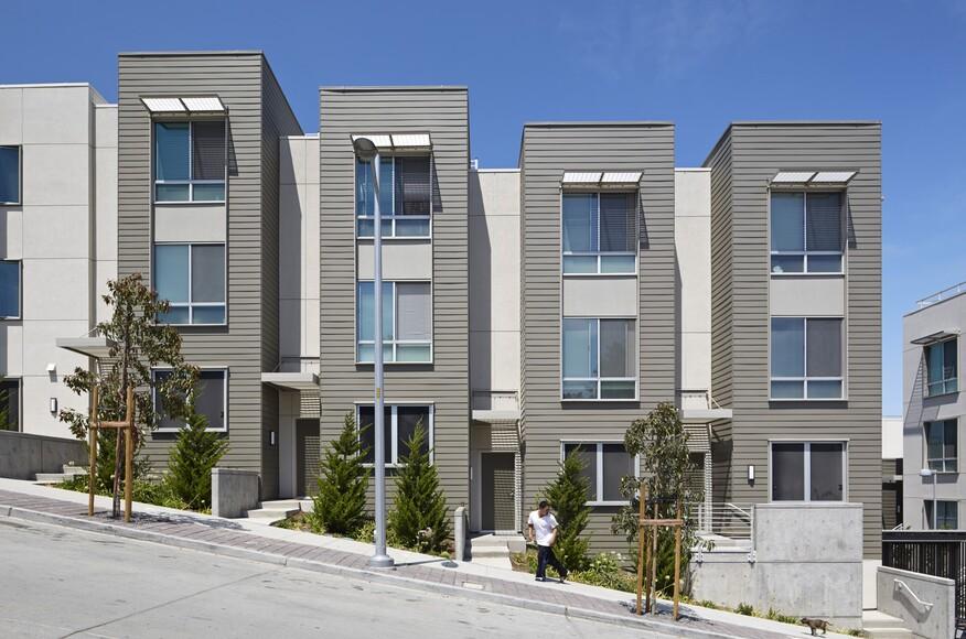 Hunters view housing blocks 5 6 architect magazine for Residential architect design awards