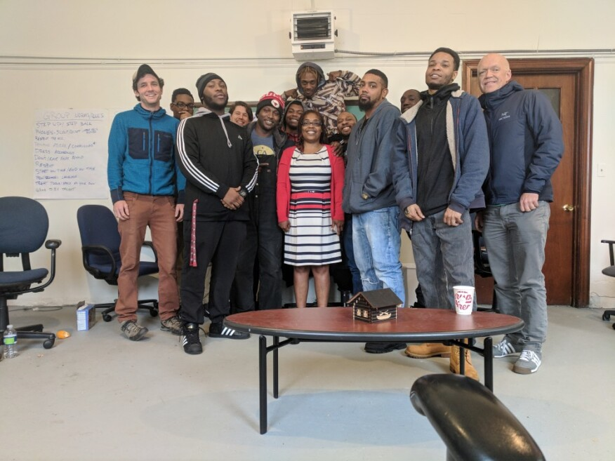 The Build it Green training program by GreenSpaces Chattanooga provides energy-efficient construction industry training to young adults from low-income neighborhoods.