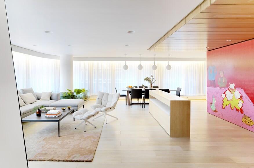 Apartment of Perfect Brightness | Builder Magazine | asap/ adam ...