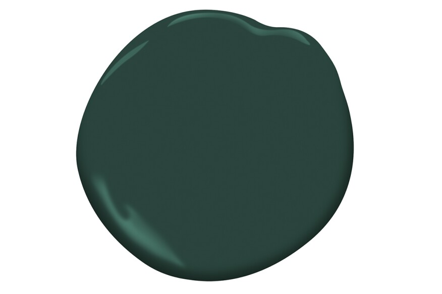 Hunter Green By Benjamin Moore Architect Magazine Products