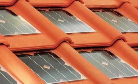Solar Ed Roof Tiles