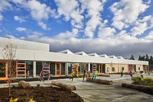 Arlington Elementary School by Mahlum Architects | Architect