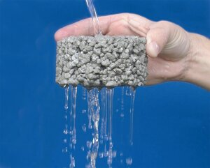 Pervious Concrete - An Innovative Solution to the Problem of Water logging