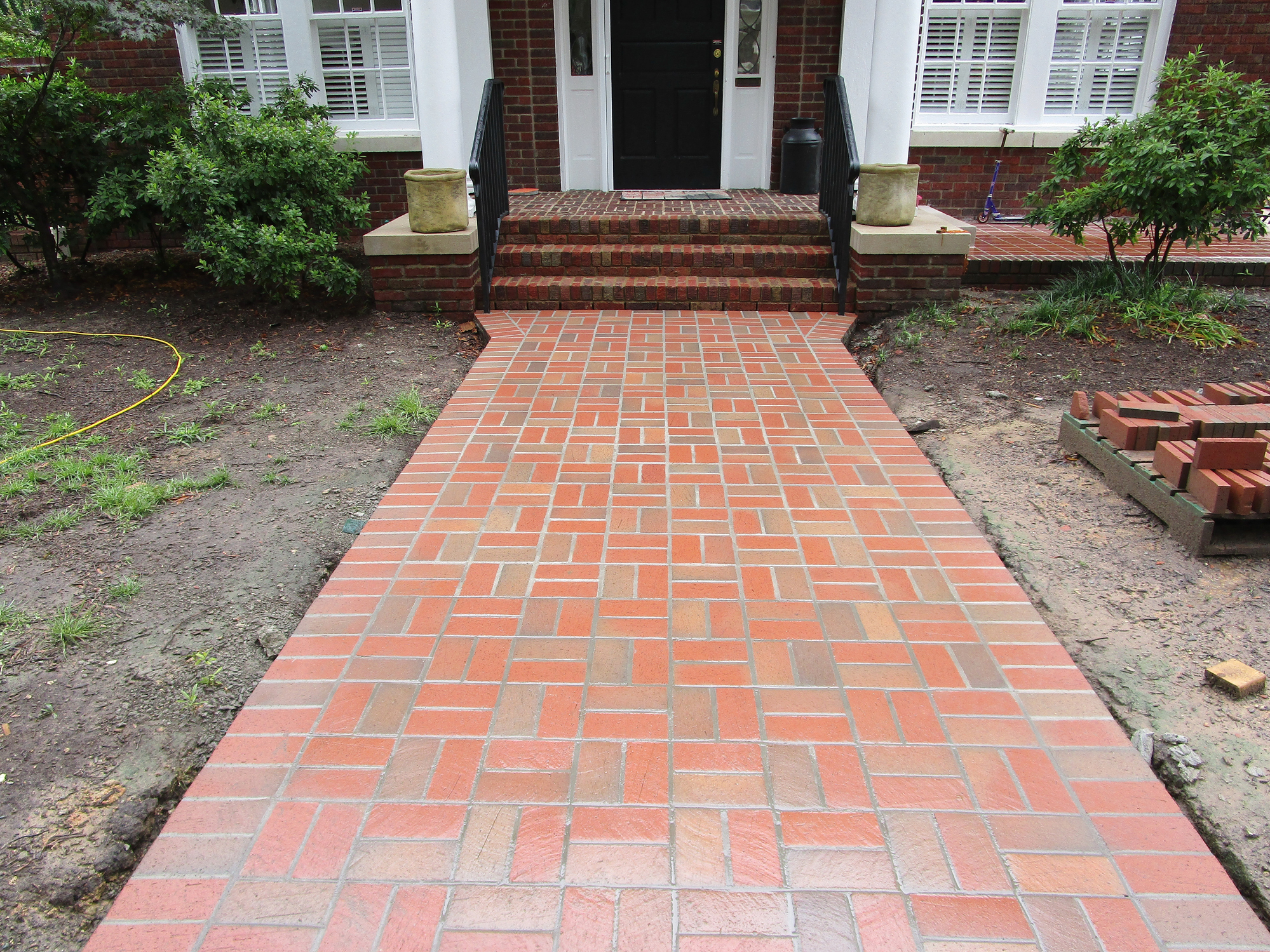 Durable Brick Walkways Jlc Online