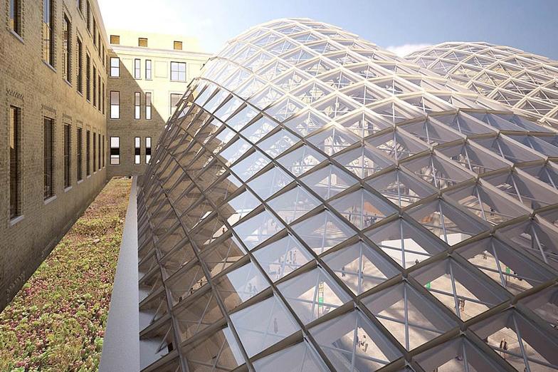 Som Restarts Moynihan Station Project Architect Magazine