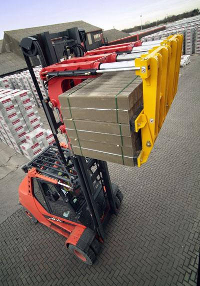 Blockmaster Material Handling Solutions For Brick Block