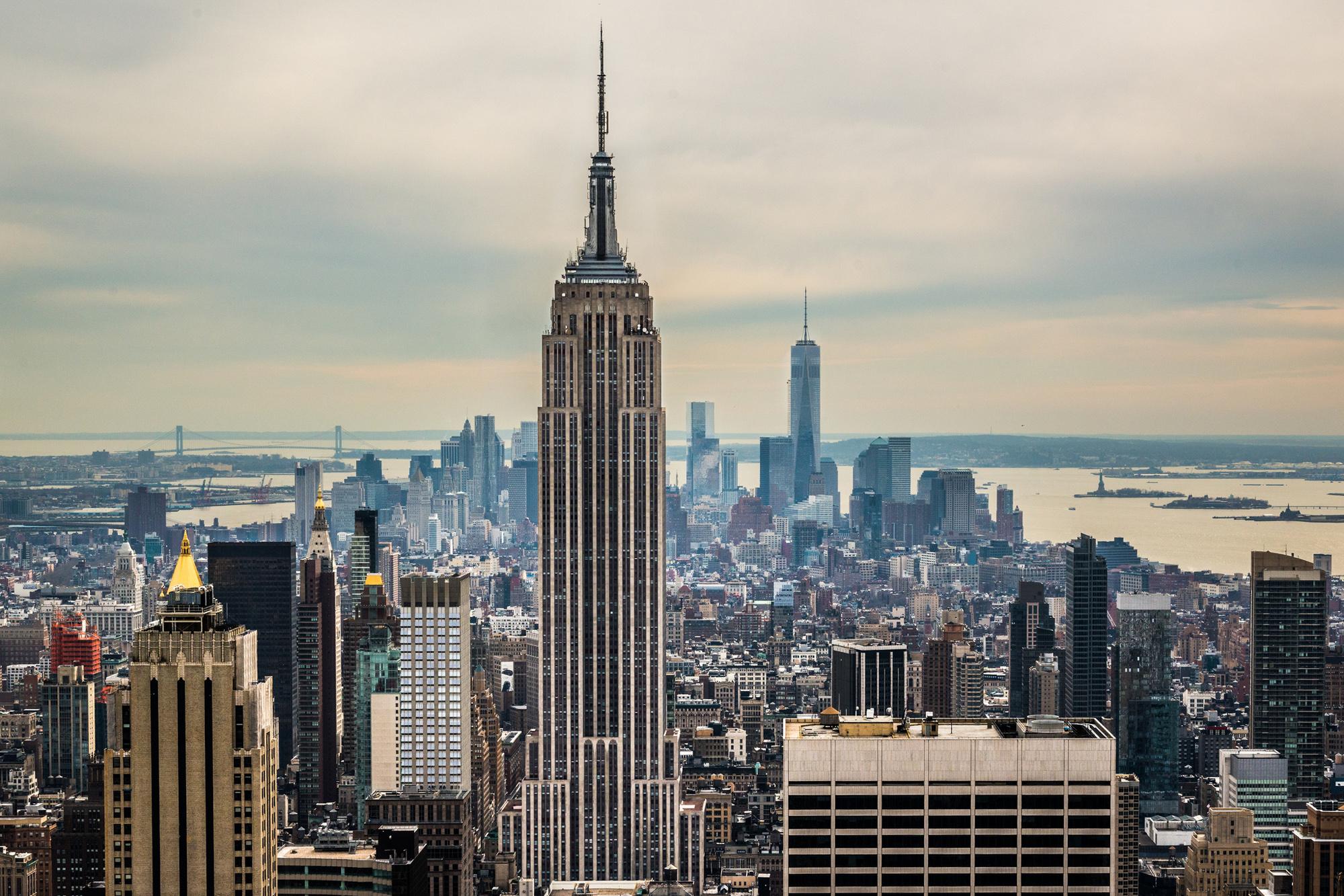 This Week in Tech: New York's Skyscraper Boom is Blocking ...