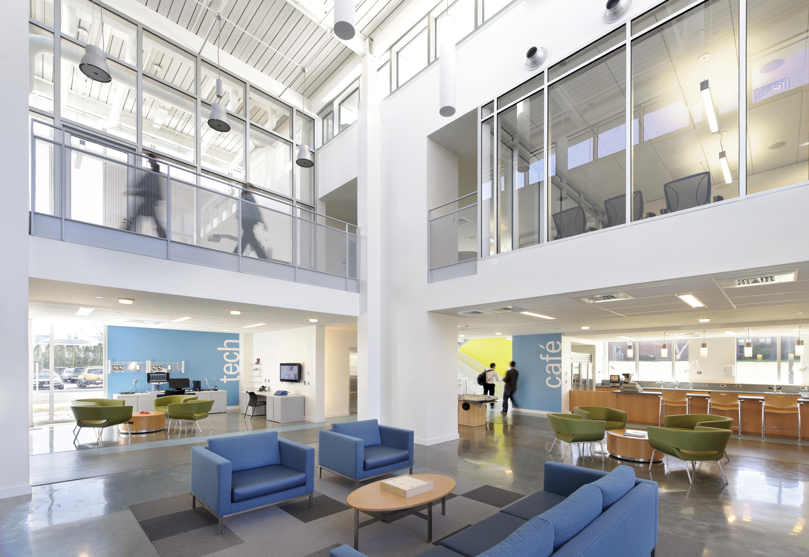 Oechsle Center for Global Education | Architect Magazine | Gund ...