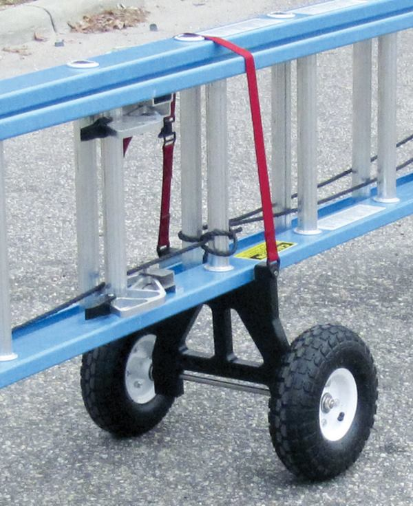 Back Saving Ladder Cart Tools Of The Trade Jobsite