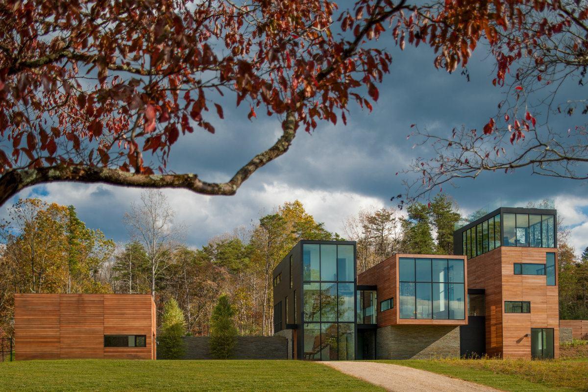 4 Springs Lane Rappahannock County Va Custom Home