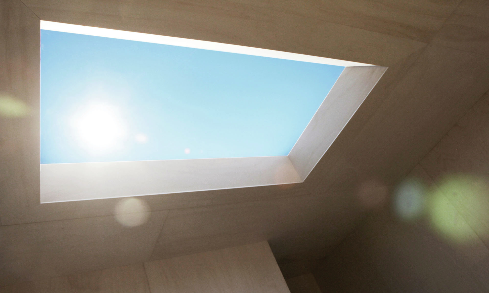 Faux Skylight Mimics The Sun And Clouds Builder Magazine