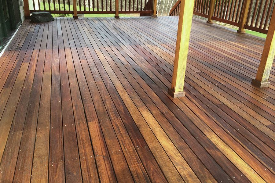 Ipe Decking Finishes Jlc Online