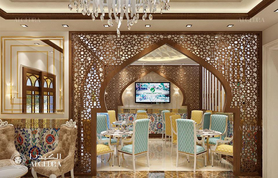 Small Cafe In Abu Dhabi Interior Architect Magazine