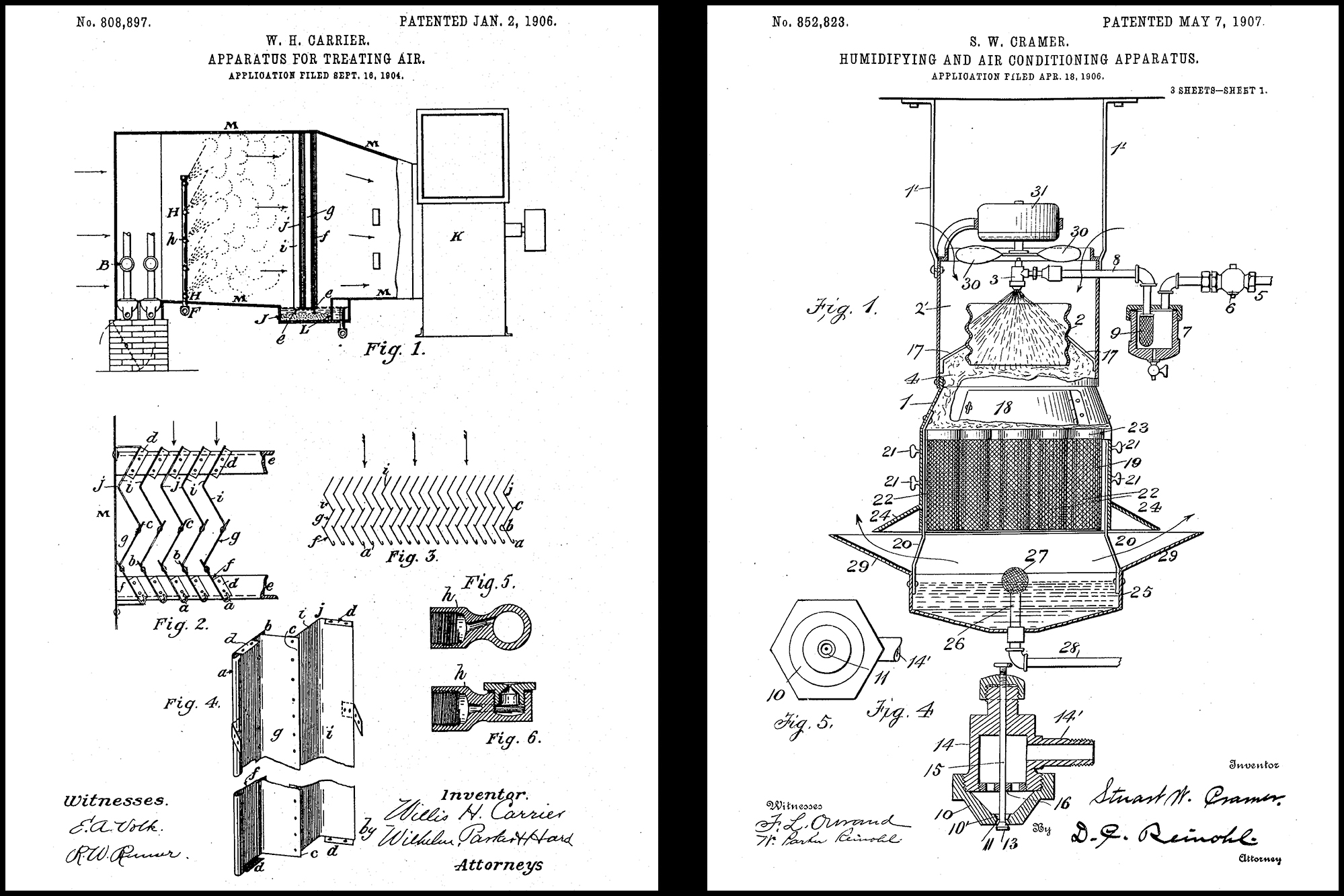 The Birth Of Air Conditioning Jlc Online Hvac Labor History