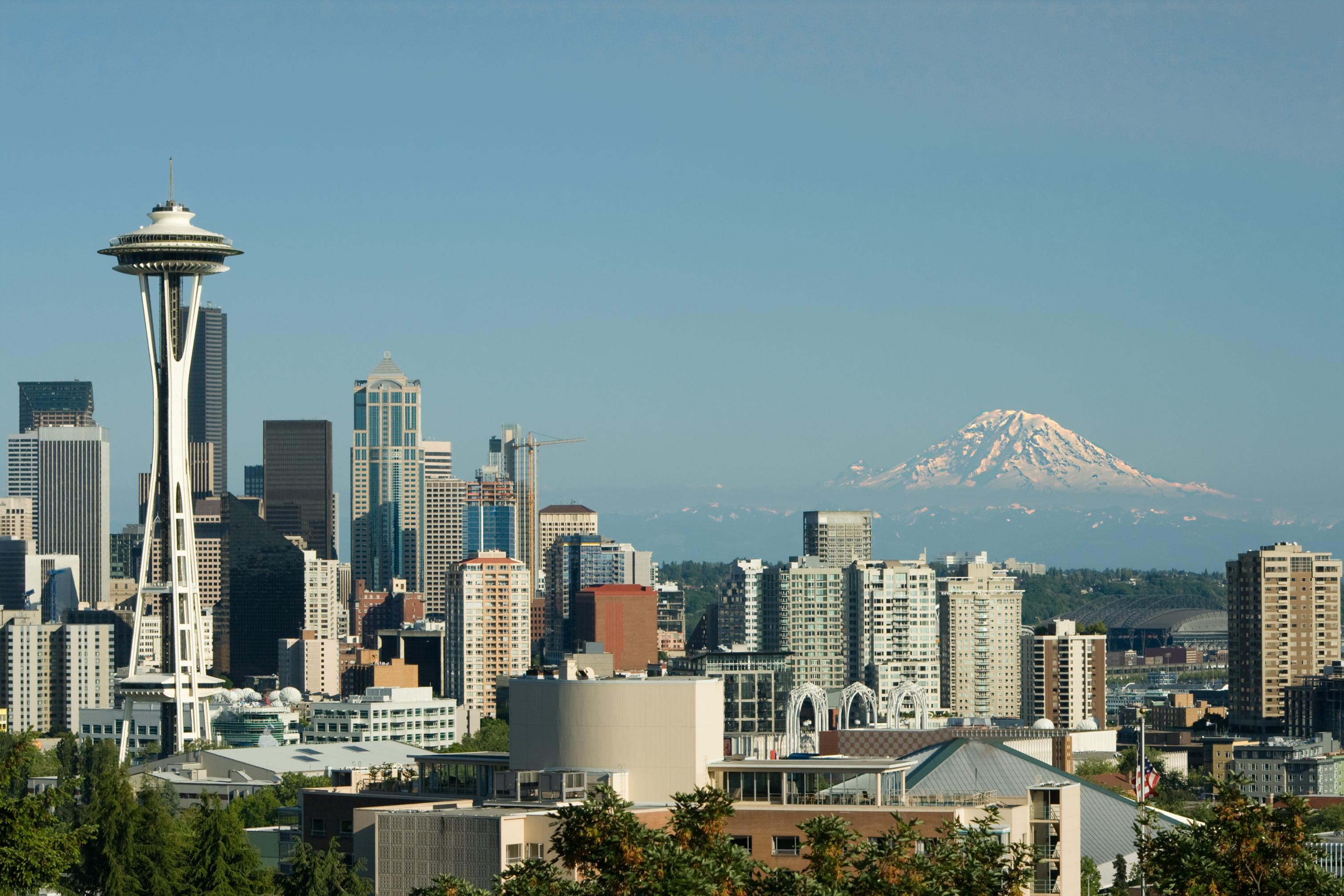 Seattle Map Redmond%0A GeekWire Seattle Limits ShortTerm Rentals to   Units Per Host