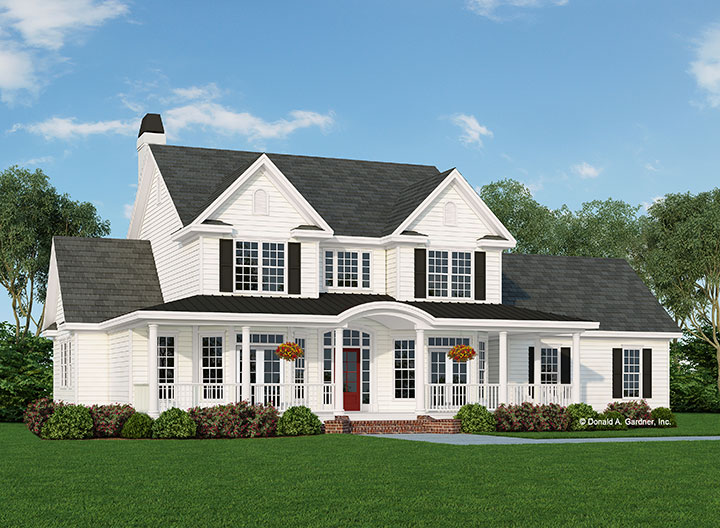 Fourplans Mid Size Homes With On Trend Style Builder