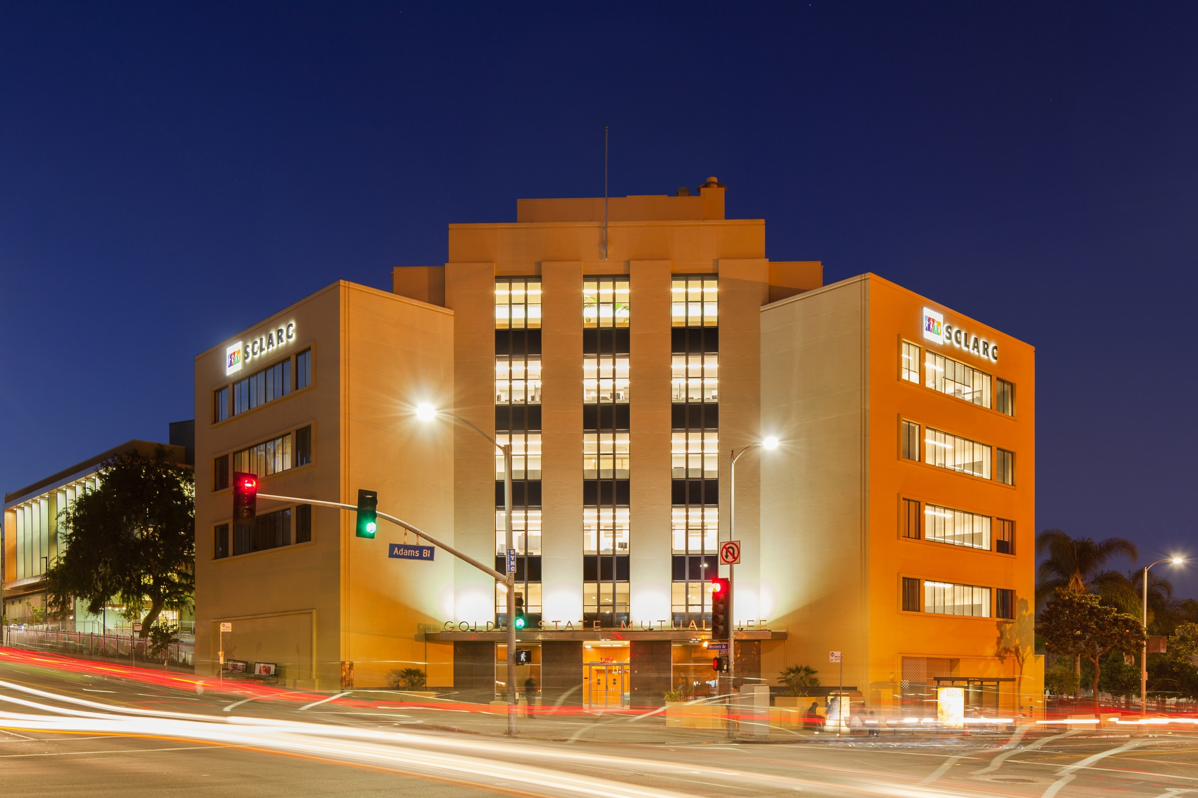 Golden State Mutual Life Insurance Building | Architect ...