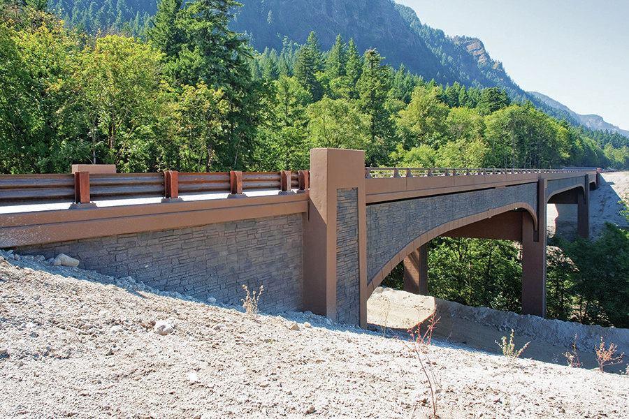 Building Distinct Concrete Bridges Concrete Construction