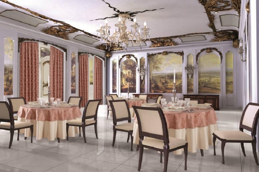 Design Interior Restaurante Clasice Amenajari Interioare