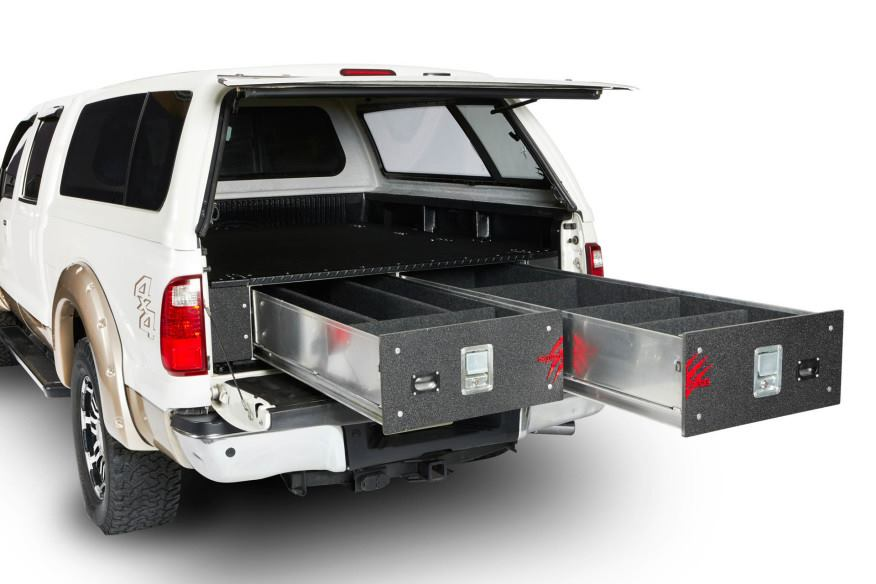 Truck And Van Storage Makes Use Of Every Inch Tools Of