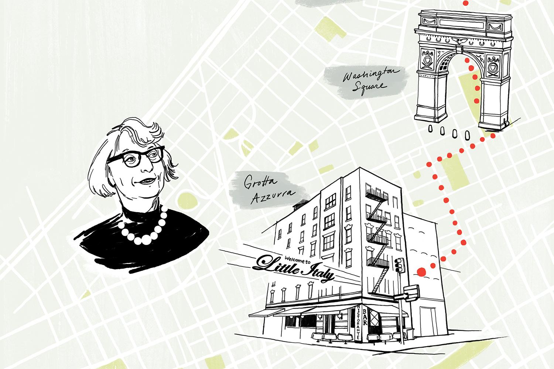 Jane Jacobs    Greenwich Village   Architect Magazine