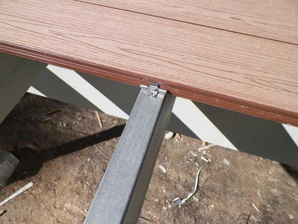 Joist Protection Professional Deck Builder Decking