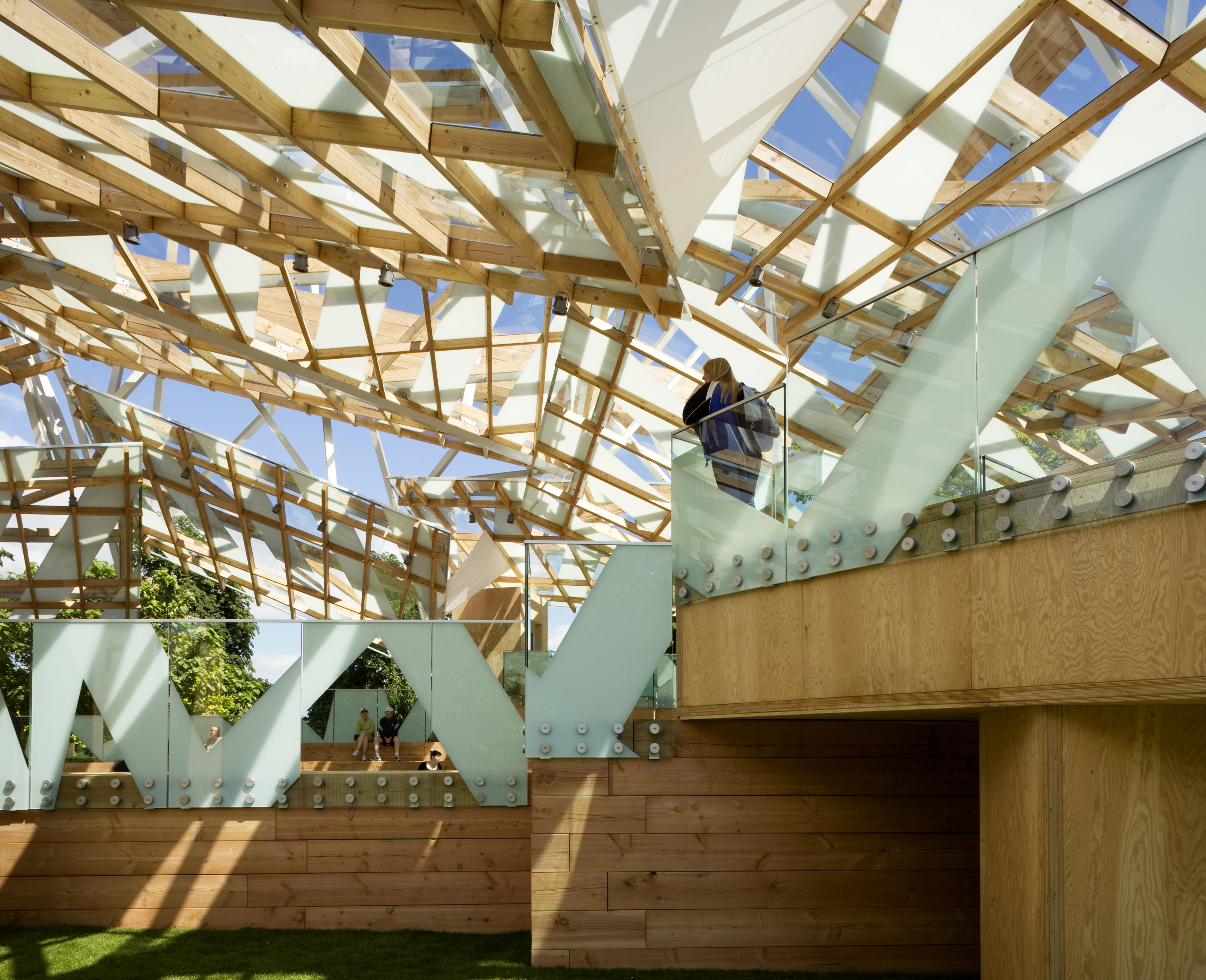 2008 Serpentine Gallery Pavilion Architect Magazine