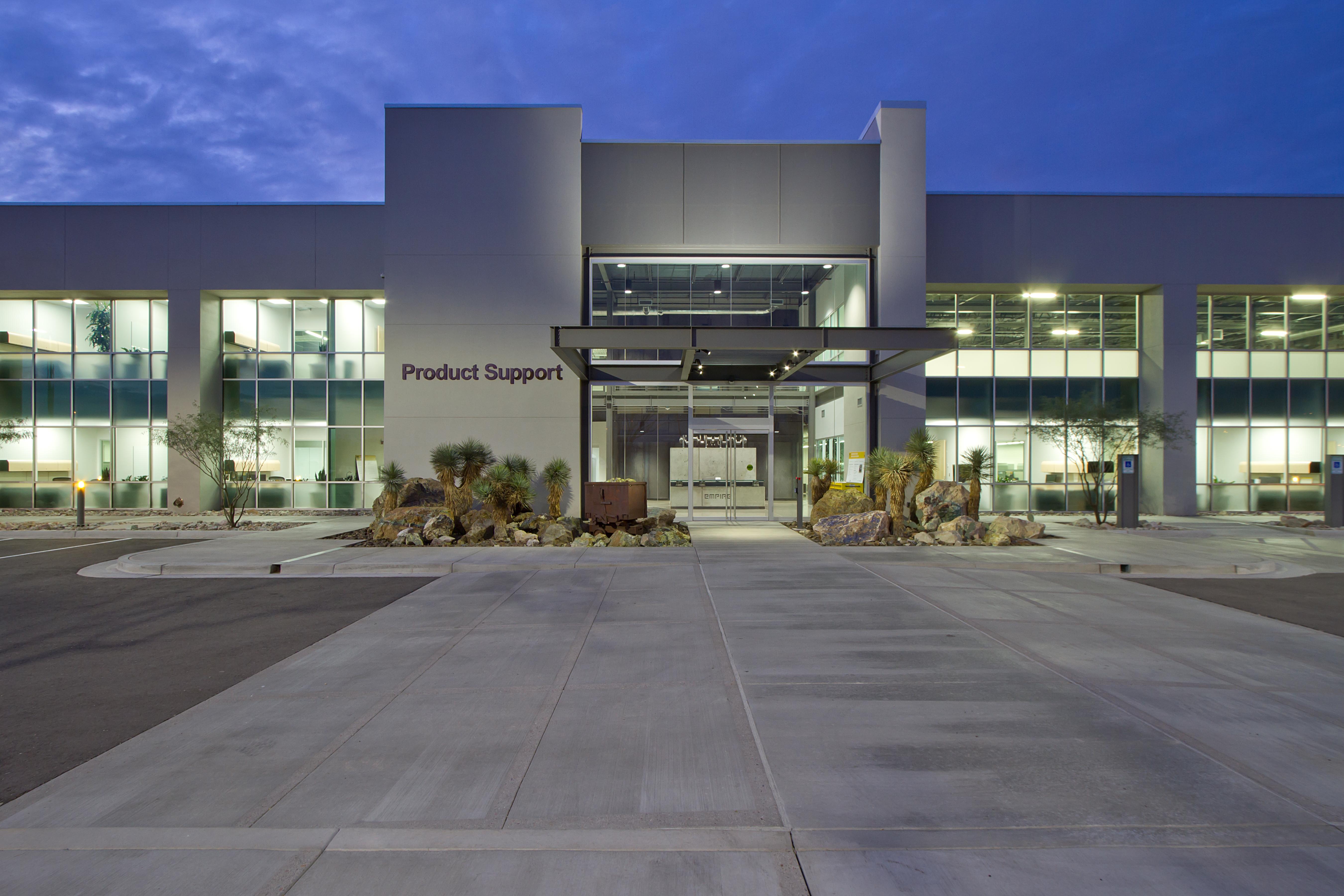 Empire Component Rebuild Center (CRC) | Architect Magazine ...