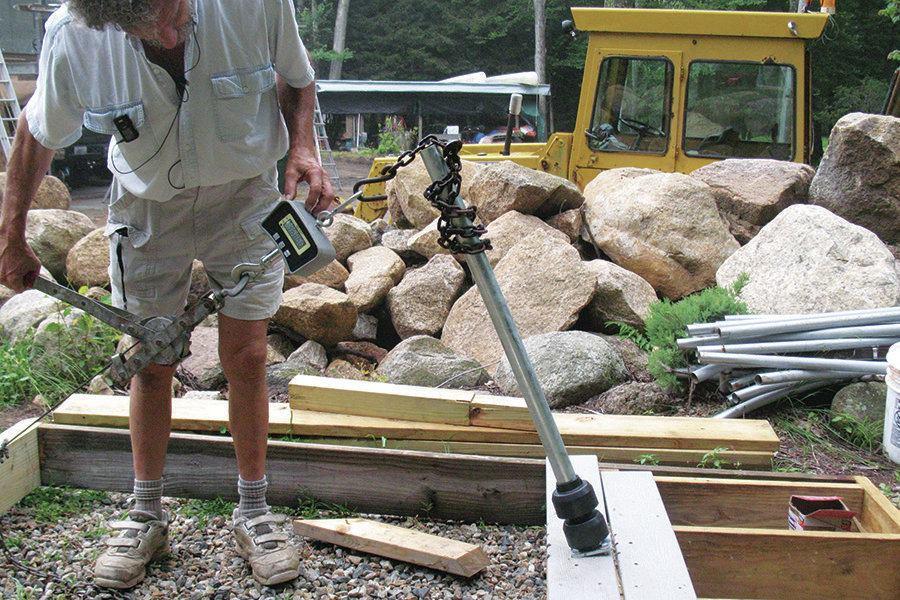 Guardrail Post Kits   Professional Deck Builder