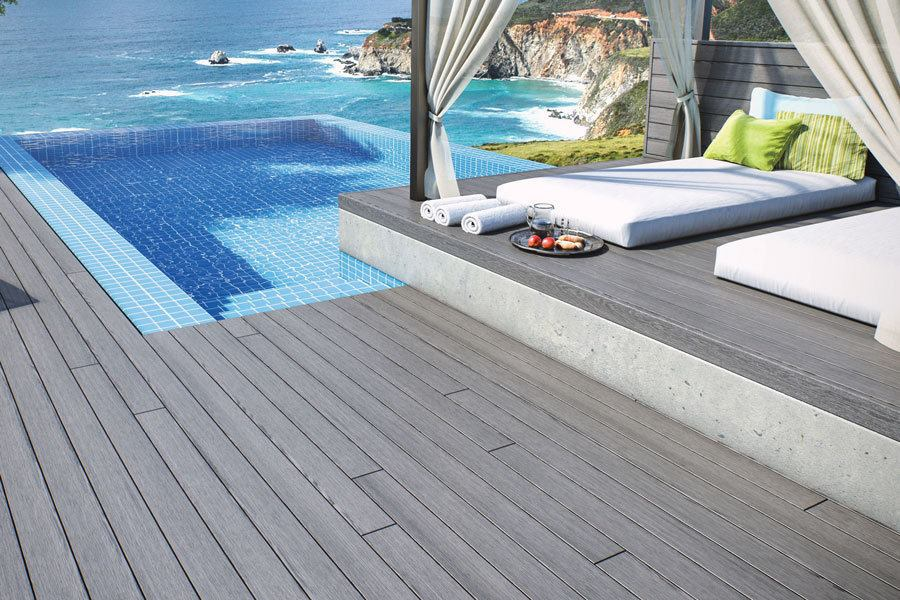 Synthetic Decking Update Professional Deck Builder Composite Materials