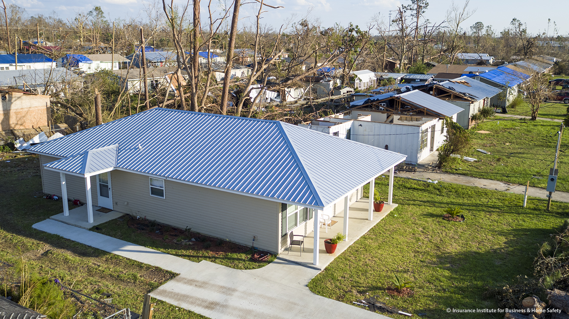 Surviving Hurricane Habitat Houses Offer Lessons Jlc Online