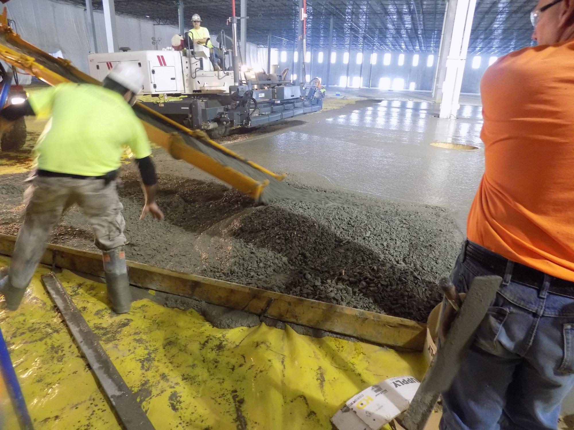 A High Performance Floor Concrete Construction Magazine