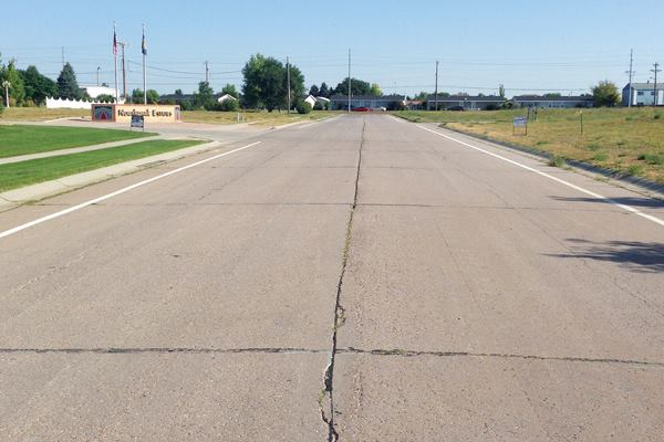 Roller Compacted Concrete Mix Designs : Roller compacted concrete stands the test of time public