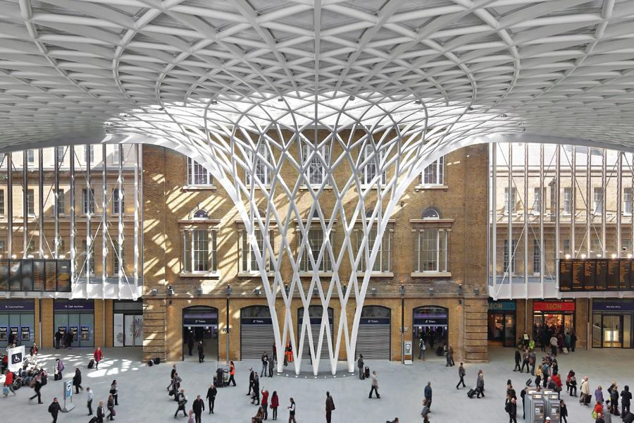 King S Cross Station Western Concourse Architect