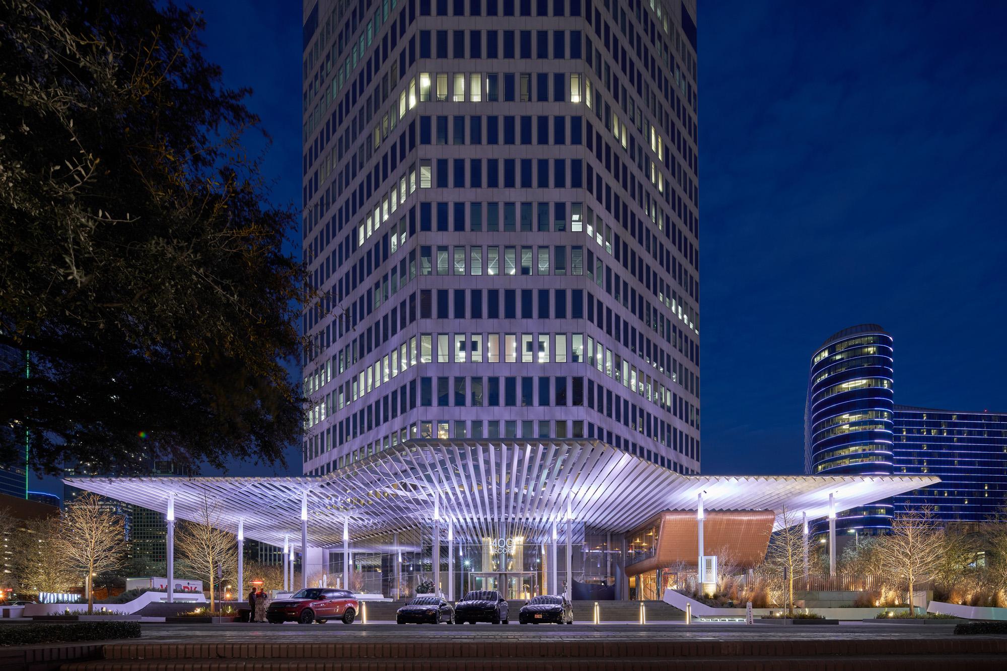 400 record by gensler architect magazine gensler - Interior design firms fort worth tx ...