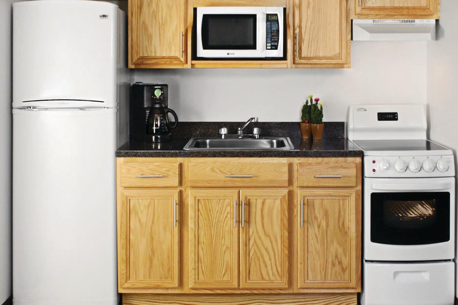 Summit Appliance Galley Kitchen Appliances Builder