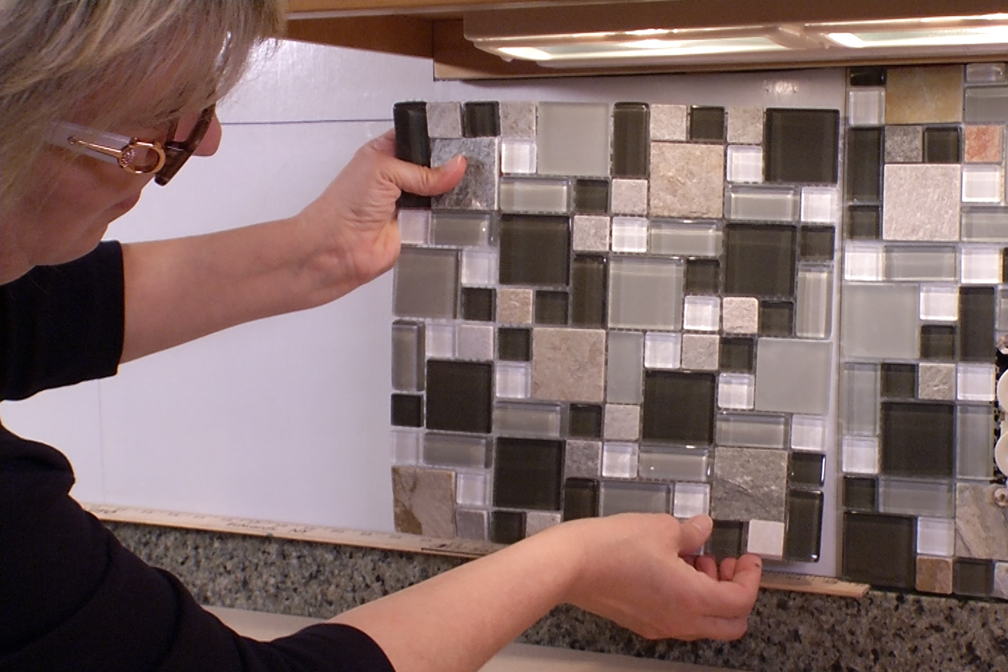 Musselbound Makes A Strong Play For Accent Tile Remodeling Underlayments