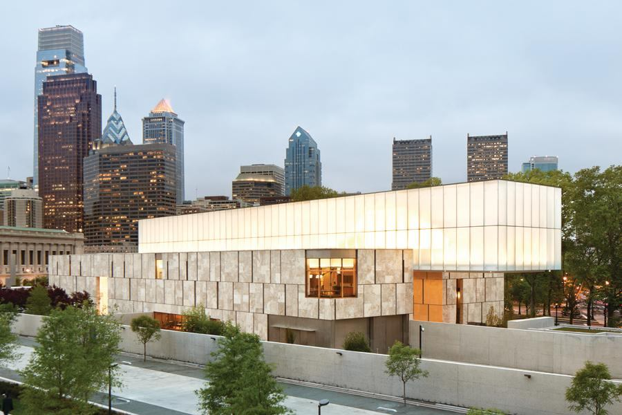 The Barnes Museum: The Art of Lighting   Architectural ...