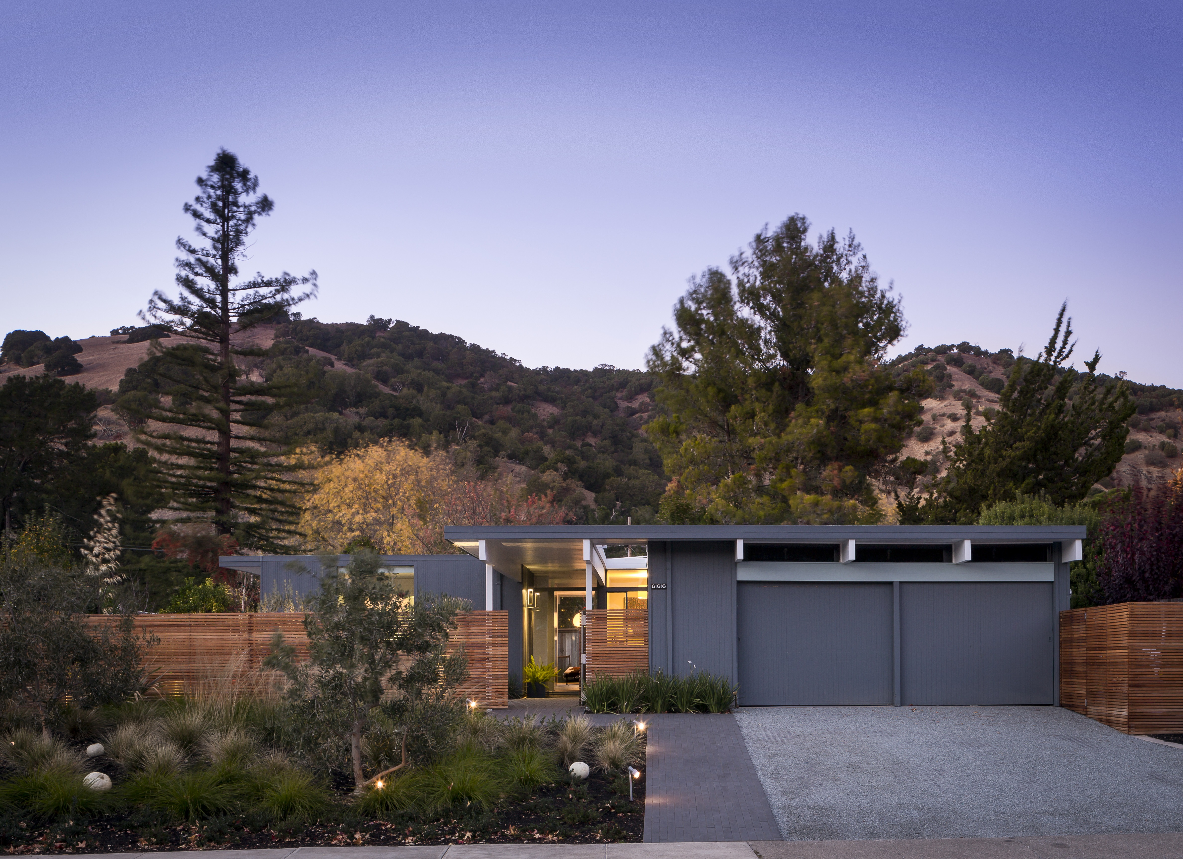 Privacy Marries Transparency In This Updated Eichler