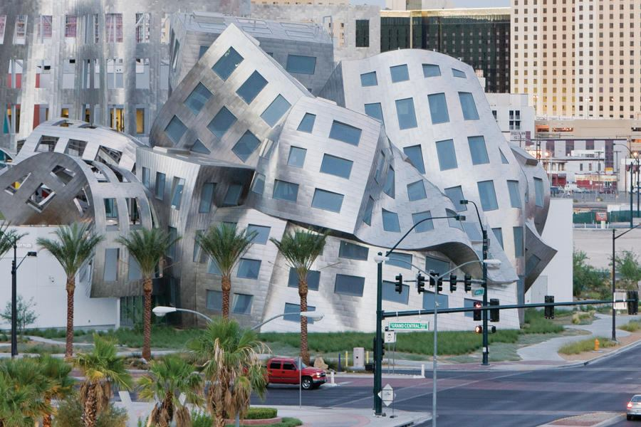 Cleveland Clinic Lou Ruvo Center For Brain Health Architect Magazine Healthcare Projects