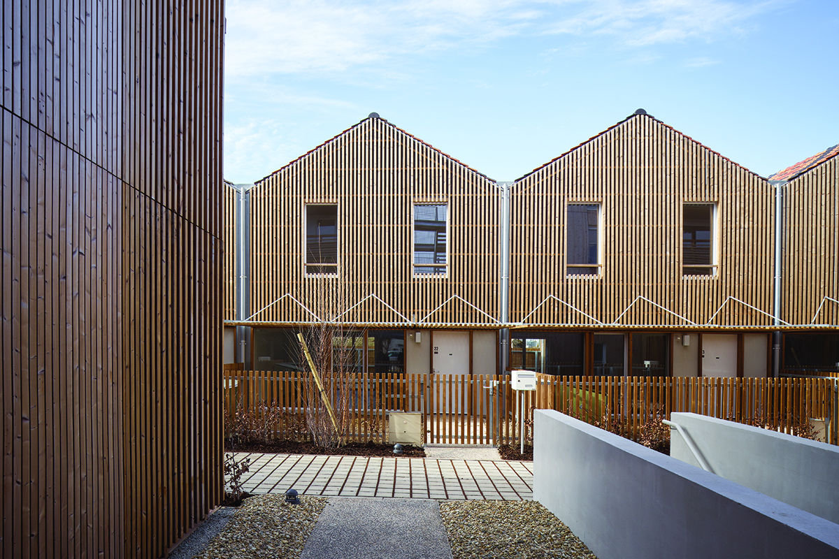 26 Social Housing Architect Magazine