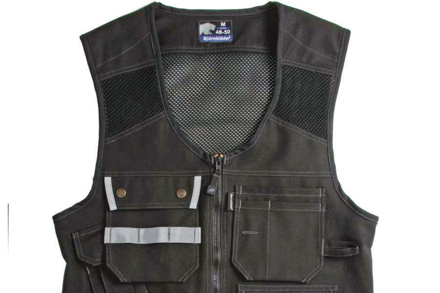 Bjornklader Jubilee Tool Pocket Vest Tools Of The Trade