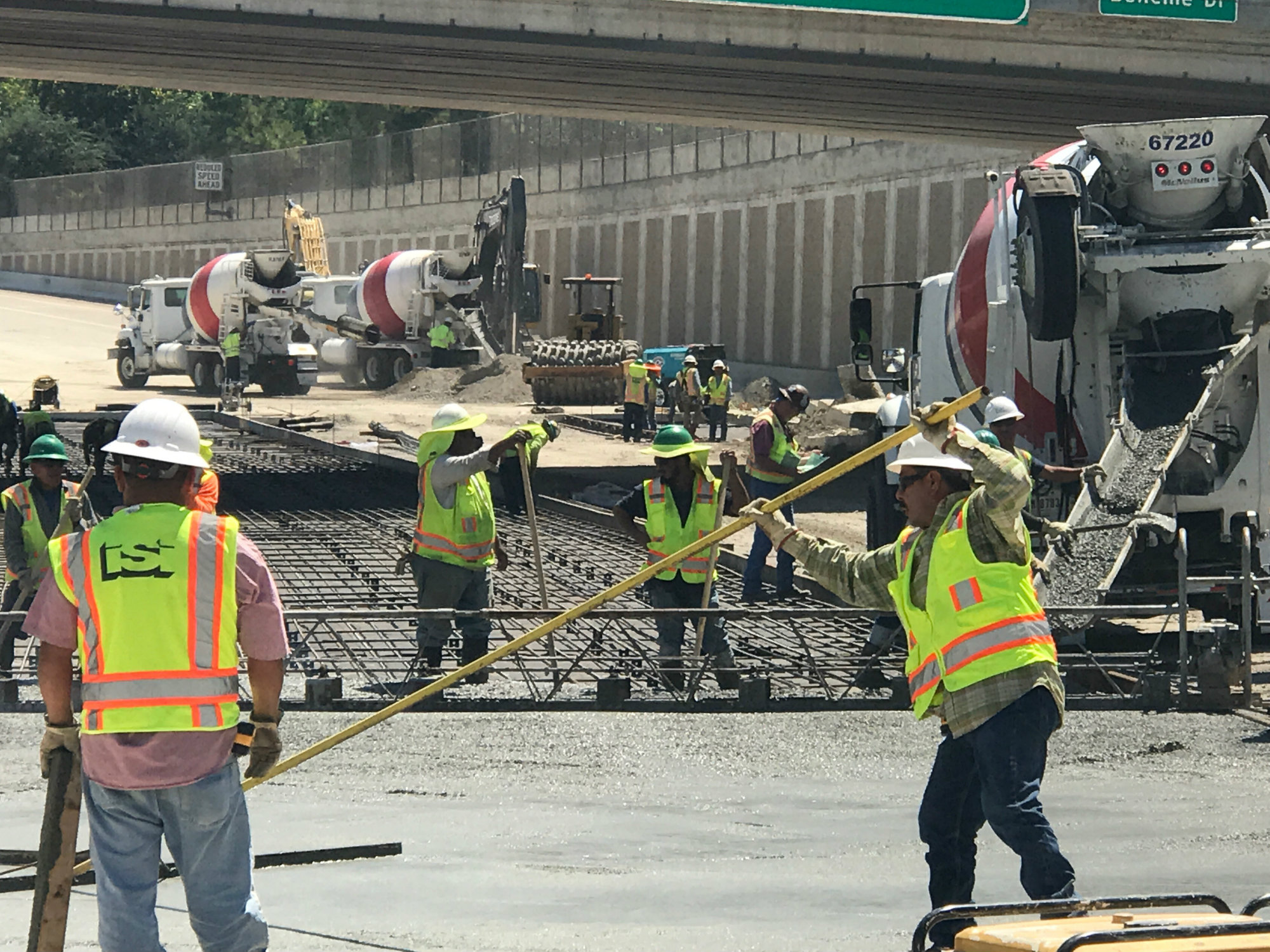 Cemex Assists In Recovery After Hurricane Harvey Concrete