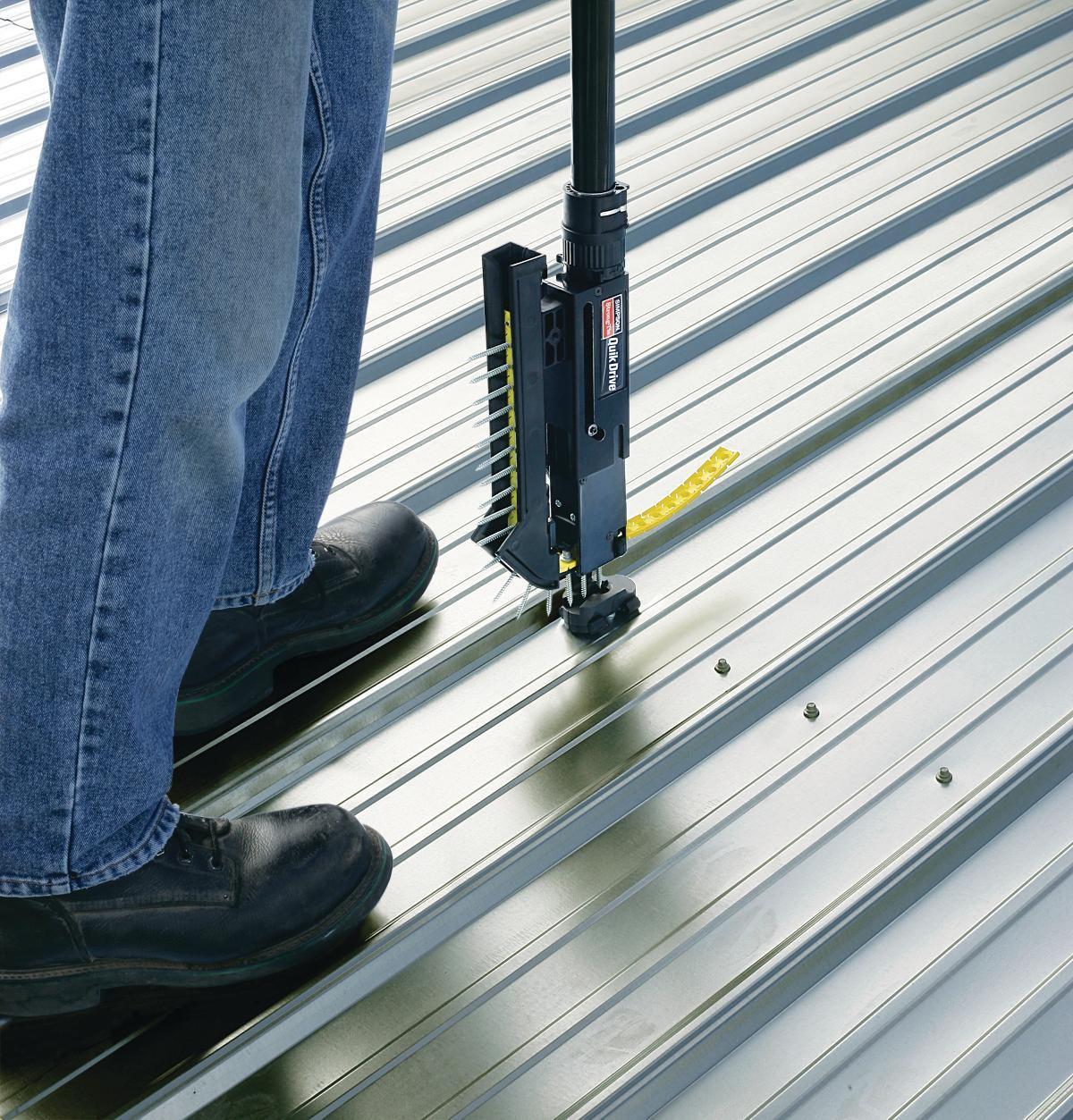 Simpson Strong Tie Quik Drive Bgp300 Architect Magazine